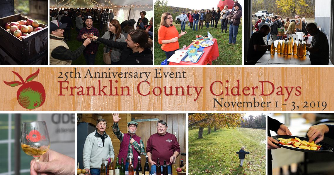 CiderDays - Franklin County, Massachusetts