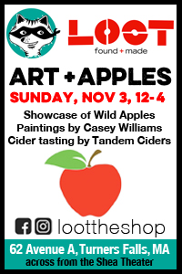Loot Found & Made - Art & Apples